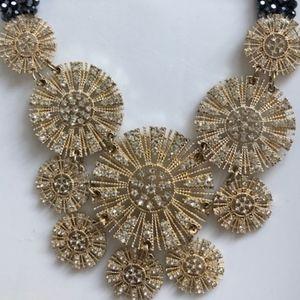Anthropologie Jewelry - Anthropologie Bib Necklace